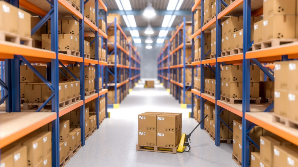 How do Fulfillment Warehouses help In the Assembly of Products?