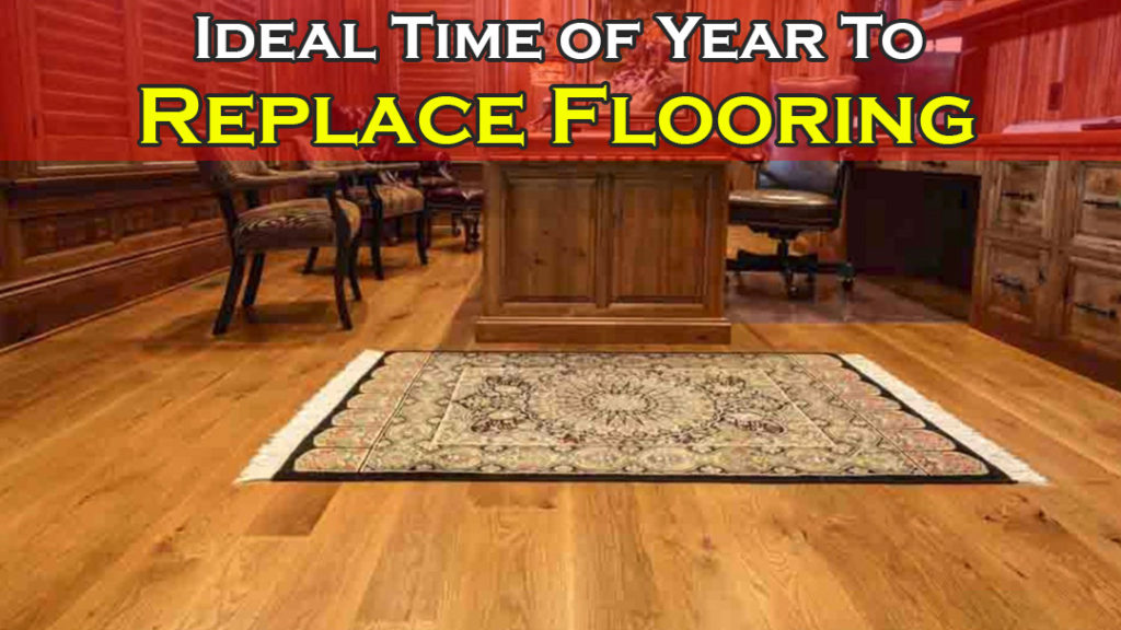 Ideal Time of Year To Replace Flooring in Your House WithTop Flooring Company