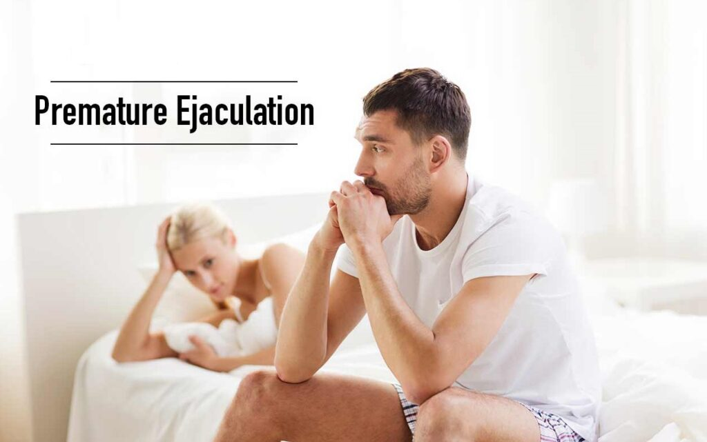Who Needs Treatment For Premature Ejaculation?